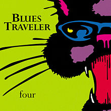 Album cover: Four (Blues Traveler, 1994)