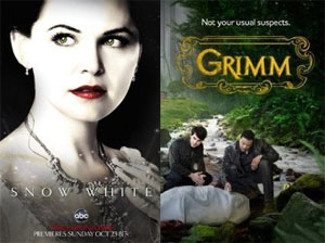 Once Upon a Time and Grimm